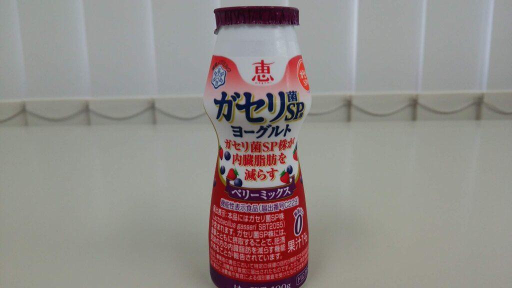 恵ガセリ菌SP株ヨーグルトドリンクタイプ