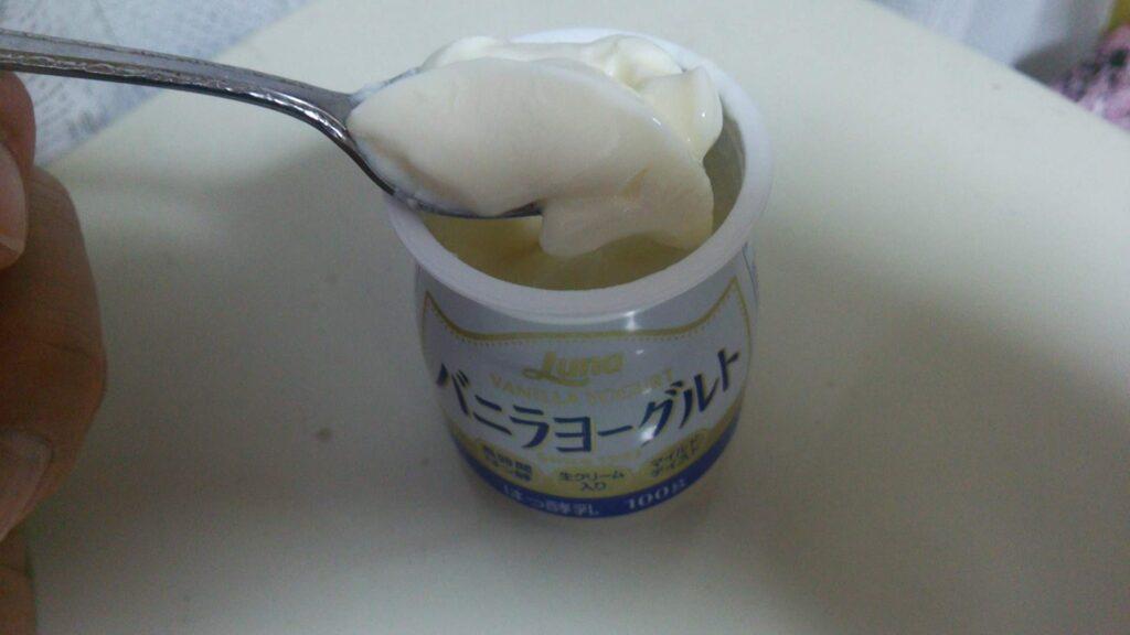日本ルナ【バニラヨーグルト】のお味は?