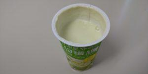 メイトー「1日不足分の食物繊維のむヨーグルト」レビュー画像