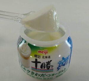 北海道十勝ミルクきわだつヨーグルトレビュー