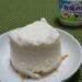 牧場の朝ヨーグルトでつくるチレアーズケーキ